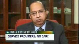 CNBC-TV18 INDIA BUSINESS HOUR EXCLUSIVE WITH JS SARMA, TRAI CHAIRMAN ON NEW TELCO M&A NORMS