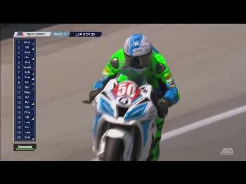 FULL RACE : Motul Superbike Race 2 from Mazda Raceway Laguna Seca