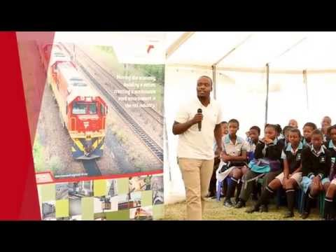 Transnet Freight Rail - Discover Your Career in Rail Initiative, Third Phase