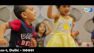 Holiday Fun || Children Rhymes || Songs for Children || Poo Poo Tv || Footprints