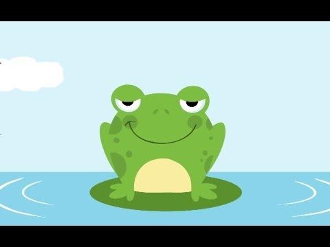 Küçük Kurbağa - Çocuk Şarkısı