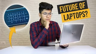 [HINDI] IS THIS THE FUTURE OF LAPTOPS ?? l ASUS ZENBOOK 13