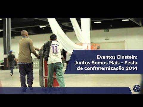 Vídeo - Festa de confraternização - 2014