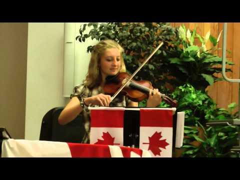 Susanna Heystek in Calgary - Log Drivers Waltz (for Home and...