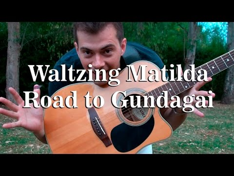 Chet Atkins - Waltzing Matildaroad To Gundaghi