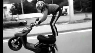 Mikanik El Menzah Tunisie - Mutu Stunt Bike by Yassine