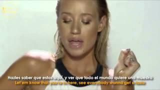 Jennifer Lopez ft Iggy Azalea Booty (Lyrics + Sub Español) Video Official