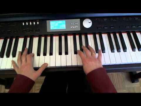 "... na pianinie, cz. 1/5. ""Fur Elise"" - how to play it, 1/5. - YouTube"