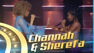Beautiful Liar - Shakira, Beyoncé (Cover By: Sherefa & Channah) // The Bootcamp