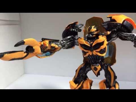 transformers age of extinction custom bumblebee