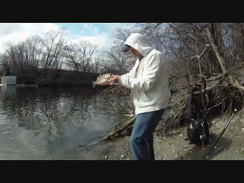 ADEPT ANGLING: Chicago River Bass Fishing with Tubes