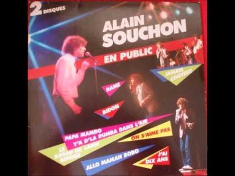 Alain Souchon - Marchand De Sirop