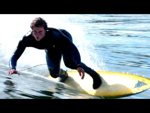 Chasing Mavericks Trailer 2012 Gerard Butler Movie - Official [HD]