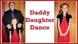 OUTFIT OF THE DAY - DADDY DAUGHTER DANCE