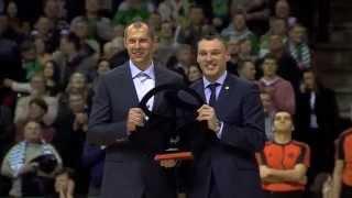 Euroleague Basketball Legend: Sarunas Jasikevicius