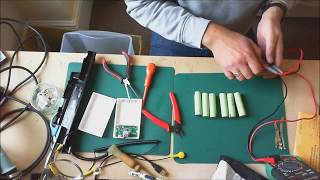 How To Build A Budget USB Power Bank By Recycling a Laptop Battery