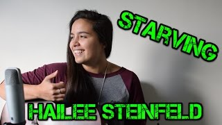 Starving - Hailee Steinfeld Cover By Lucy Anna