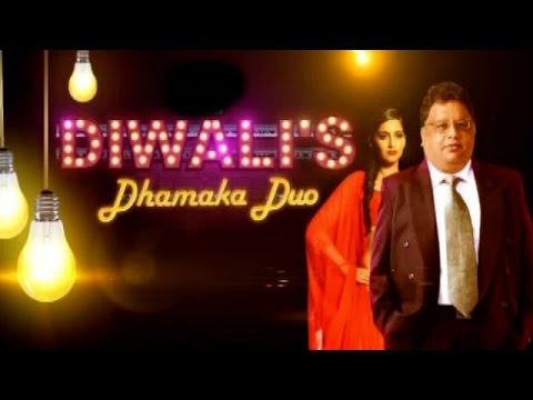 EXCLUSIVE: Diwali Dhamaka Duo - Rakesh Jhunjhunwala & Sonam Kapoor Talk Markets & Investment