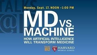 MD vs Machine: How Artificial Intelligence Will Transform Medicine