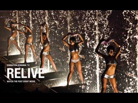 Sensation Romania 2012 'Ocean of White' post event movie