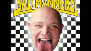 bad manners-don't knock the baldhead