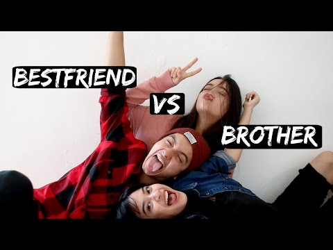 Download Lagu BESTFRIEND VS BROTHER! | Jegan1421 MP3 Free