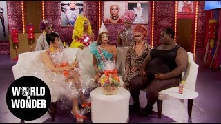 "RuPaul's Drag Race All Stars 4: ""Fifth Elimination"" BEHIND THE SCENES"