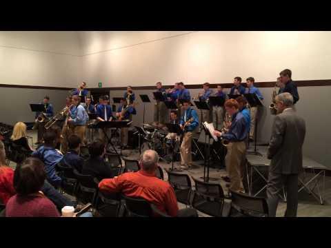 La Salle Institute, Troy, NY - 2014 Berklee High School Jazz Festival