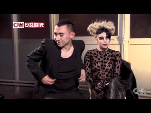 Interview to Lady Gaga and Nicola Formichetti