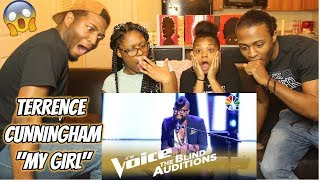 """Download Lagu The Voice 2018 Blind Audition - Terrence Cunningham: """"My Girl"""" (REACTION) Gratis STAFABAND"""