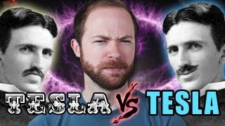 Are There TWO Nikola Teslas? | Idea Channel | PBS Digital Studios