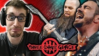 "Hip-Hop Head's FIRST TIME Hearing THREE DAYS GRACE: ""I Hate Everything About You"" Reaction"