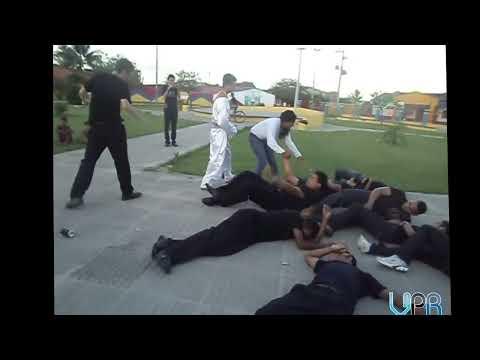 Teatro Contra as Drogas | Cultura FJ Maranguape - Ceará
