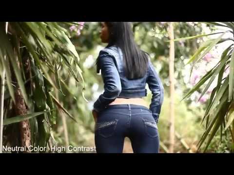 дівчата в джинсах попи