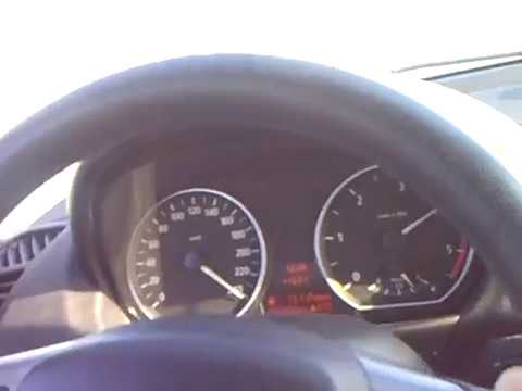 BMW 120d, 240km/h at 4000 rpm