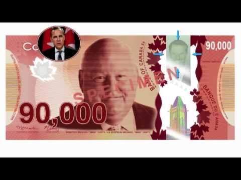 Fresh from the Canadian Mint: A $90,000 'Duffy buck'