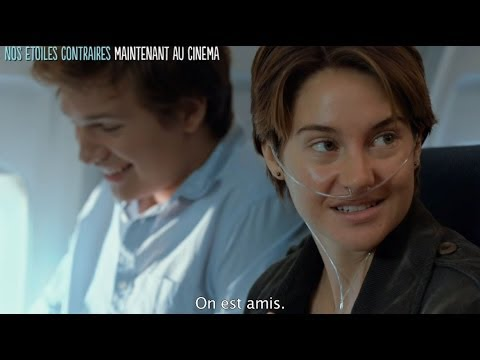 The Fault in our Stars - Official Trailer NL/FR [HD]