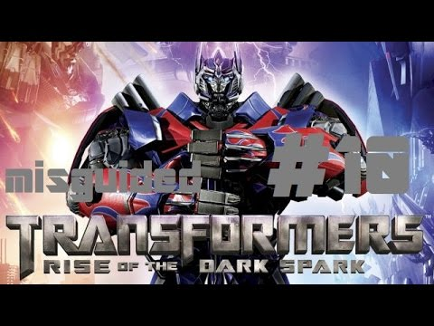 Misguided Transformers Rise of the Darkspark ep10: