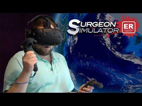 ОТКРЫТЫЙ КОСМОС ► Surgeon Simulator: Experience Reality #7