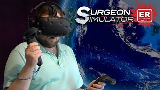 ОТКРЫТЫЙ КОСМОС ► Surgeon Simulator: Experience Reality #7
