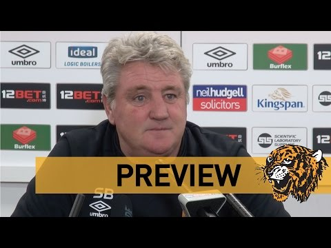 Everton v Hull City | Preview With Steve Bruce