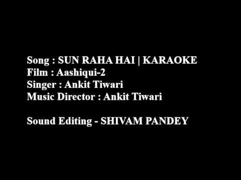 Sun Raha Hai Na Tu (lyrics + Chords) | Instrumental Cover (karaoke) | Aashiqui-2 video