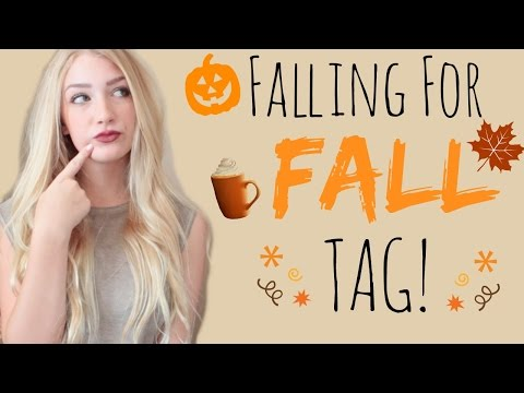 Falling for Fall: TAG!