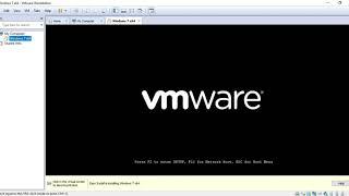 Cài đặt hệ điều hành Win7 64bit trên WMware-Assignment 2_Làm chủ máy tính