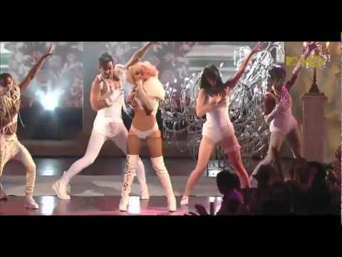 Thumbnail of video Lady Gaga Paparazzi Live MTV VMA HD