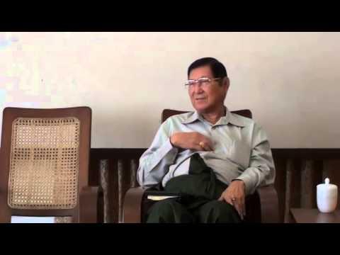 Rev Dr Tin Mg Tun DD NC, @Yangon 2 10 2012