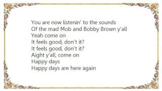 Watch Bobby Brown Happy Days video