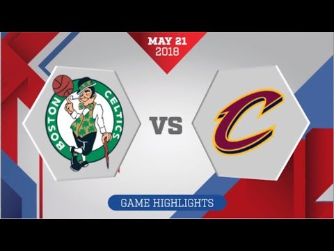 Boston Celtics vs Cleveland Cavaliers ECF Game 4: May 21, 2018