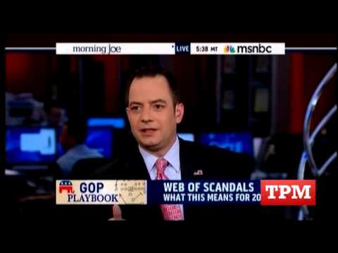 RNC Chair On Lerner: You Don't Plead The Fifth If You're Innocent