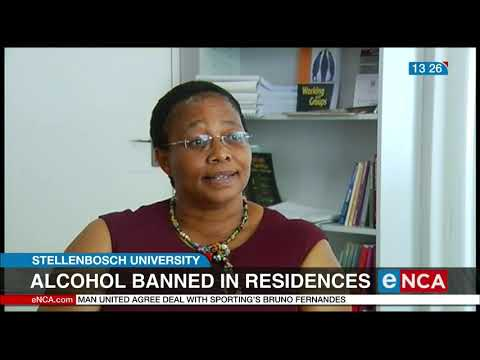 Should university students be allowed to drink alcohol in their residences?